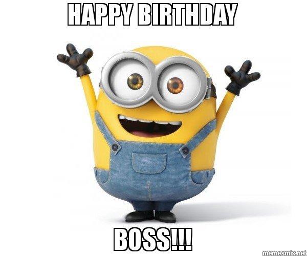 Открытки С днем рождения начальнику Поздравления с днем рождения самому лучшему начальнику в мире